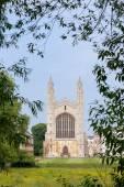 Kapelle des King's college — Stockfoto