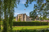Hever Castle in Kent, England — Stock Photo