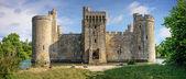 Bodiam Castle In England — Stock Photo