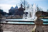 Padova. Włochy. Wiosną. Podróż. — Zdjęcie stockowe