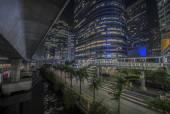 Centro de Bangkok — Foto de Stock