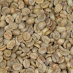 Green coffee beans — Stock Photo #60417221