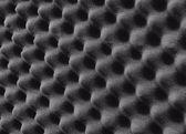 Studio sound proof foam — Stock Photo
