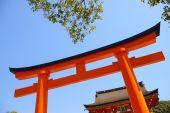 Brama japońska — Zdjęcie stockowe