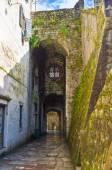 The narrow way — Foto Stock