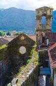 Ruiny kostela — Stock fotografie