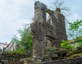 As ruínas cênicas — Foto Stock