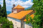 The church roof — Stock Photo