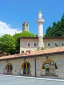 Stary minaret — Zdjęcie stockowe