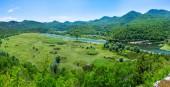 Crnojevica rivier — Stockfoto