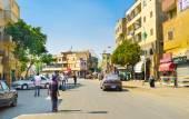 Streets of Giza — Zdjęcie stockowe