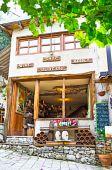 The wine shop — Stock Photo