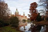 Ciity Hall of Hannover — ストック写真