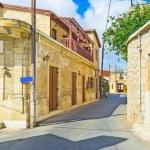 The village street — Stock Photo #60647127