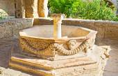 The old fountain — Stock Photo