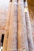 The ancient hieroglyphs — Stock Photo