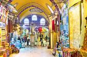 The turkish souvenirs — Stock Photo