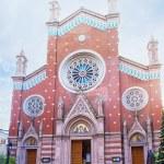 The catholic church — Stock Photo #67913387
