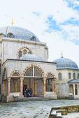 The Ottoman Tombs — Stock Photo