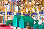 The tomb of Sultan Selim II — Stock Photo
