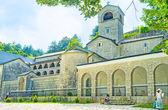 The old monastery — Stock Photo