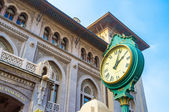 The bank's clock — Foto Stock