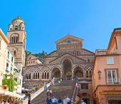 The byzantine cathedral — Stock Photo