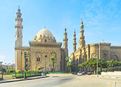 La mezquita medieval — Foto de Stock