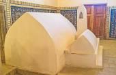 El mausoleo — Foto de Stock