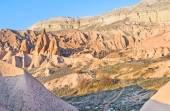 The picturesque Cappadocia — Stock Photo