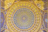 The golden cupola — Stock Photo