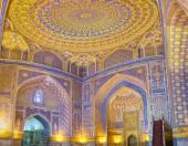 The mosque interior — Stock Photo