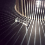 Optical light refraction — Stock Photo #61591699