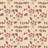 Paisley seamless pattern — Stock Vector