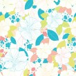 Seamless floral pattern. — Stock Vector #67139047