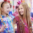 Girls at birthday party — Stock Photo #68905045