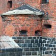 Постер, плакат: Defensive tower Dohna Kaliningrad formerly Koenigsberg Russi