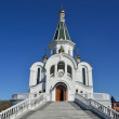 Temple of Alexander Nevsky. Kaliningrad, Russia — Stock Photo #55901507