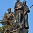 Постер, плакат: Memorial to Heroes of First world war Kaliningrad formerly Koenigsberg Russia