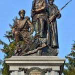 ������, ������: Monument to Heroes of First world war Kaliningrad former Koeni