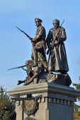 Memorial to Heroes of First world war. Kaliningrad (formerly Koenigsberg), Russia — Stock Photo