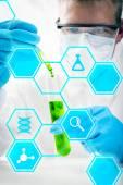 Medisch onderzoek — Stockfoto