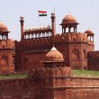 Red Fort, UNESCO world heritage site — Stock Photo #82979652