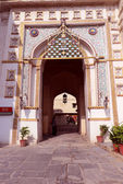 One of the Entrance of City Palace, Udaipur — Stock Photo