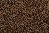 Full frame of coffe beans — Stock Photo