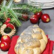 Festive bread — Stock Photo #60131113