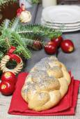 Festive bread — Stock Photo