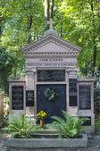 Rakowicki Cemetery, Krakow, Polonya. — Stok fotoğraf