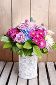Birthday bouquet of flowers — Stock fotografie