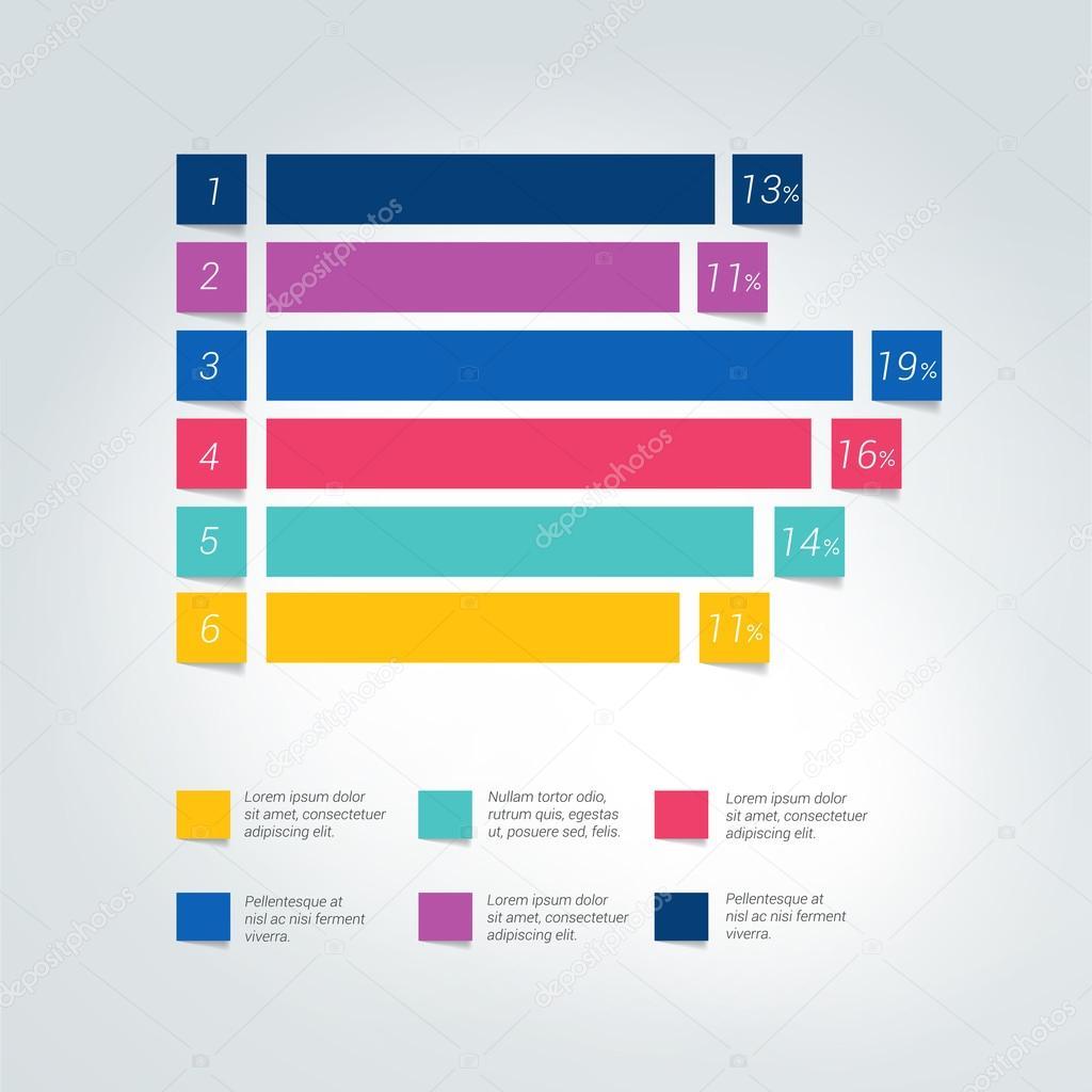Exemple de graphique design plat affaires graphique for Architecture graphique